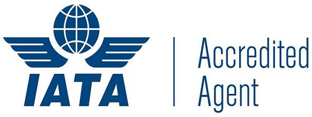 GTM IATA Accredited Agent logo 3