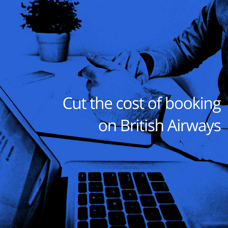 Cut the cost of booking on British Airways (2)