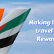 Making business travel more Rewarding
