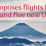 Delta Air Lines has submitted a proposal to run flights between Tokyo Haneda and five new US cities